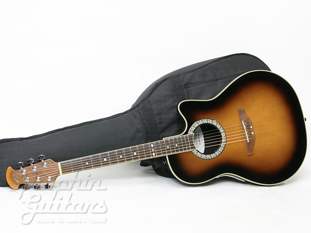 Ovation GC057 Celebrity Super Shallow Bowl Acoustic ...