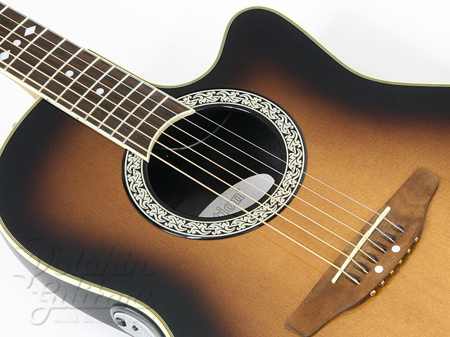 Ovation: CC057 Celebrity | Reviews @ Ultimate-Guitar.com