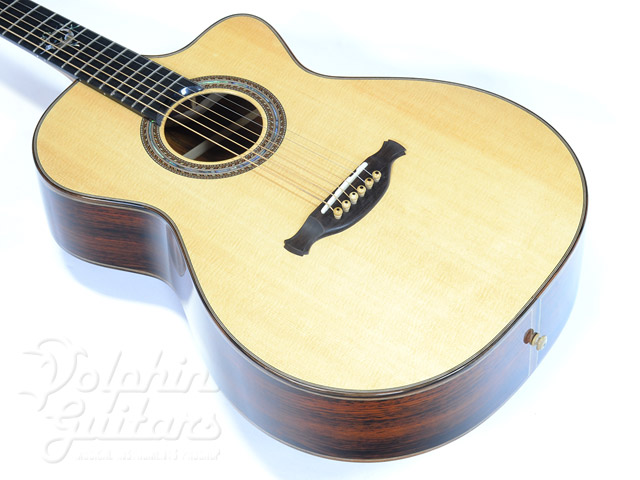 JACK SPIRA GUITARS: JS-2C Sea Dragon (1)