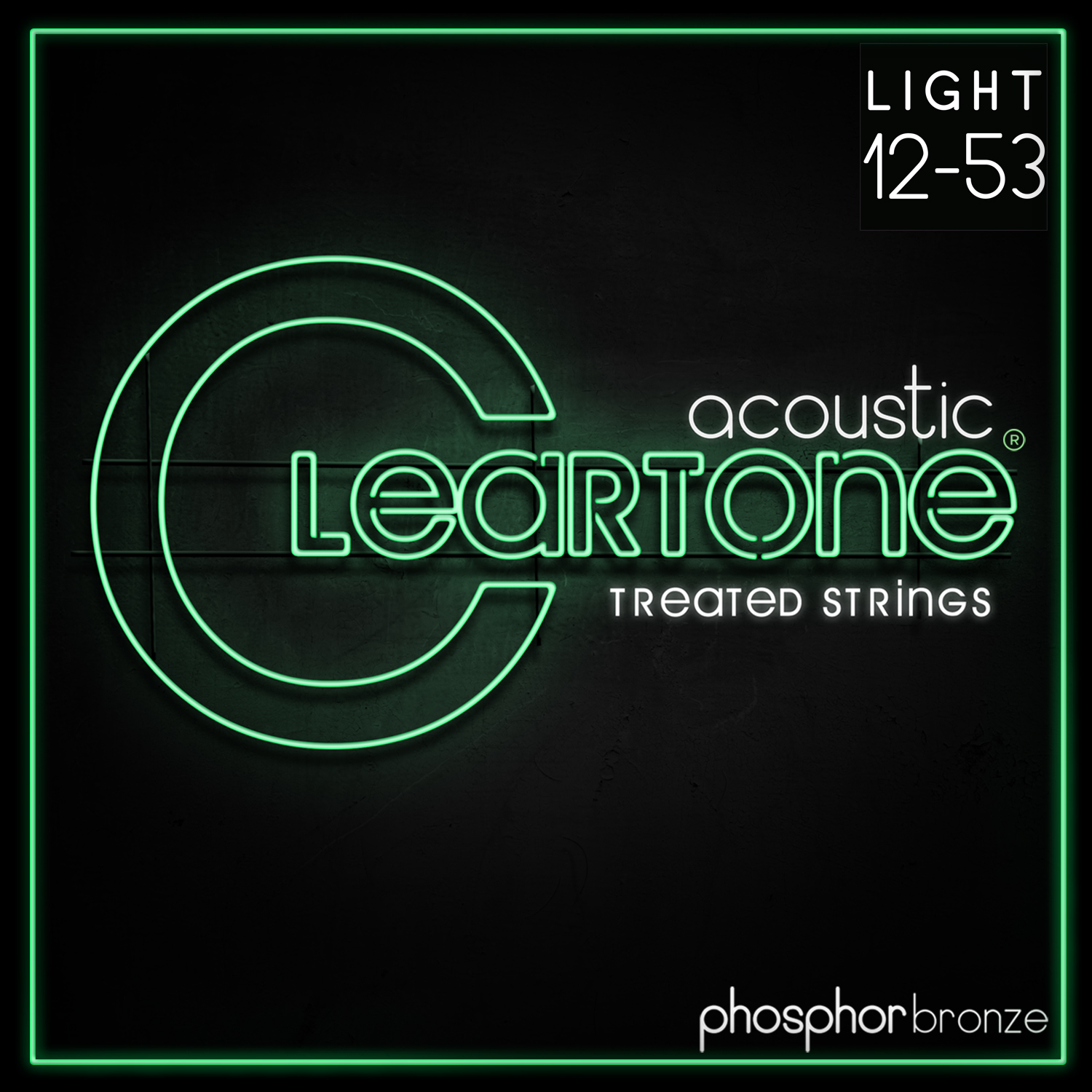 Cleartone Strings(クリアトーン)弦・LIGHT Gauge 12-53