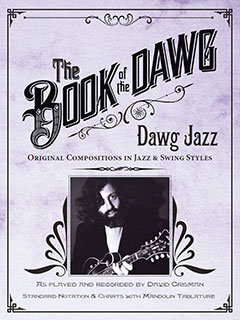 DAVID GRISMAN/THE BOOK OF THE DAWG <Dawg jazz>