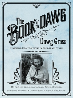 DAVID GRISMAN/THE BOOK OF THE DAWG <Dawg Grass>