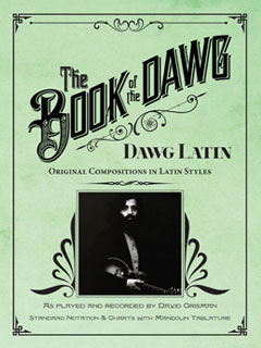 DAVID GRISMAN/THE BOOK OF THE DAWG <Dawg Latin>