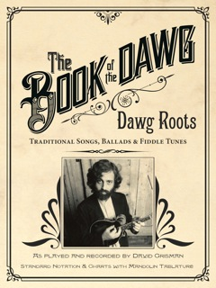 DAVID GRISMAN/THE BOOK OF THE DAWG <Dawg Roots>