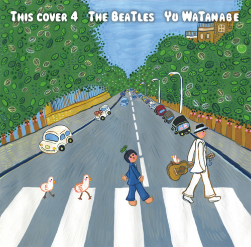わたなべゆう・THIS COVER 4 THE BEATLES・CD