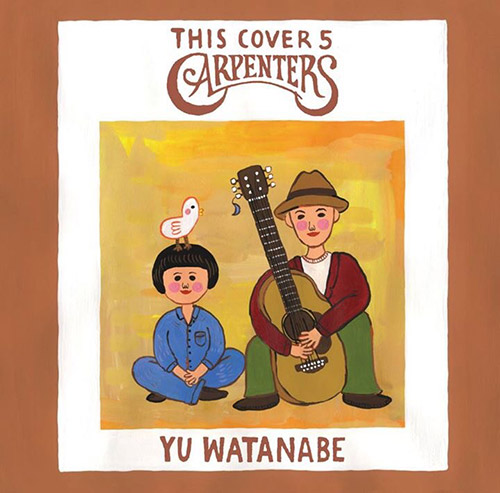 わたなべゆう・This cover 5 CARPENTERS・CD