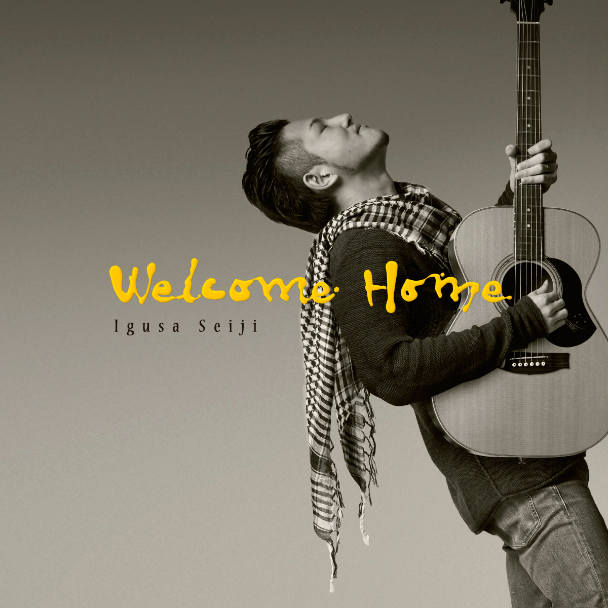 井草聖二・Welcome Home・CD