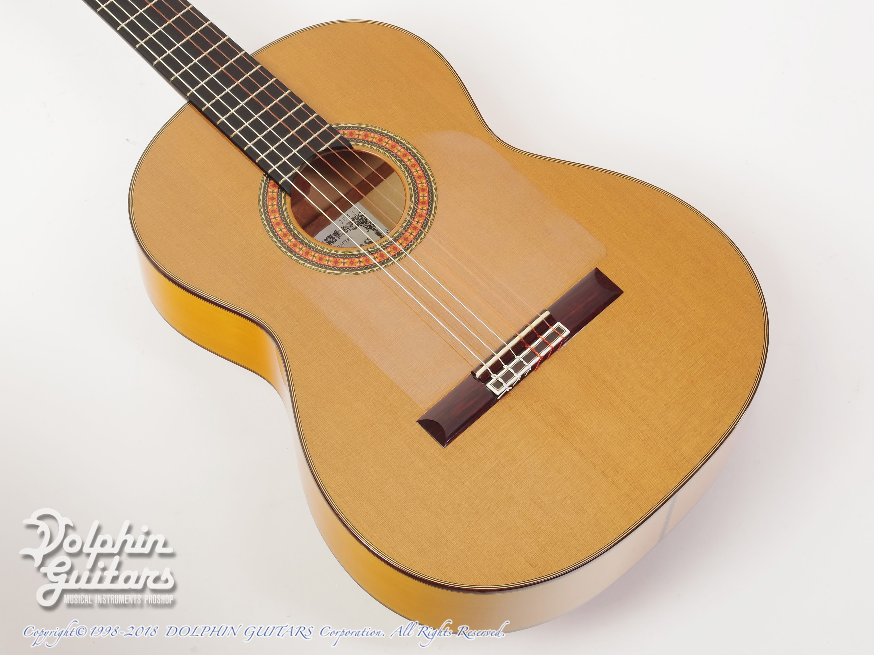 ASTURIAS:Flamenco Custom C