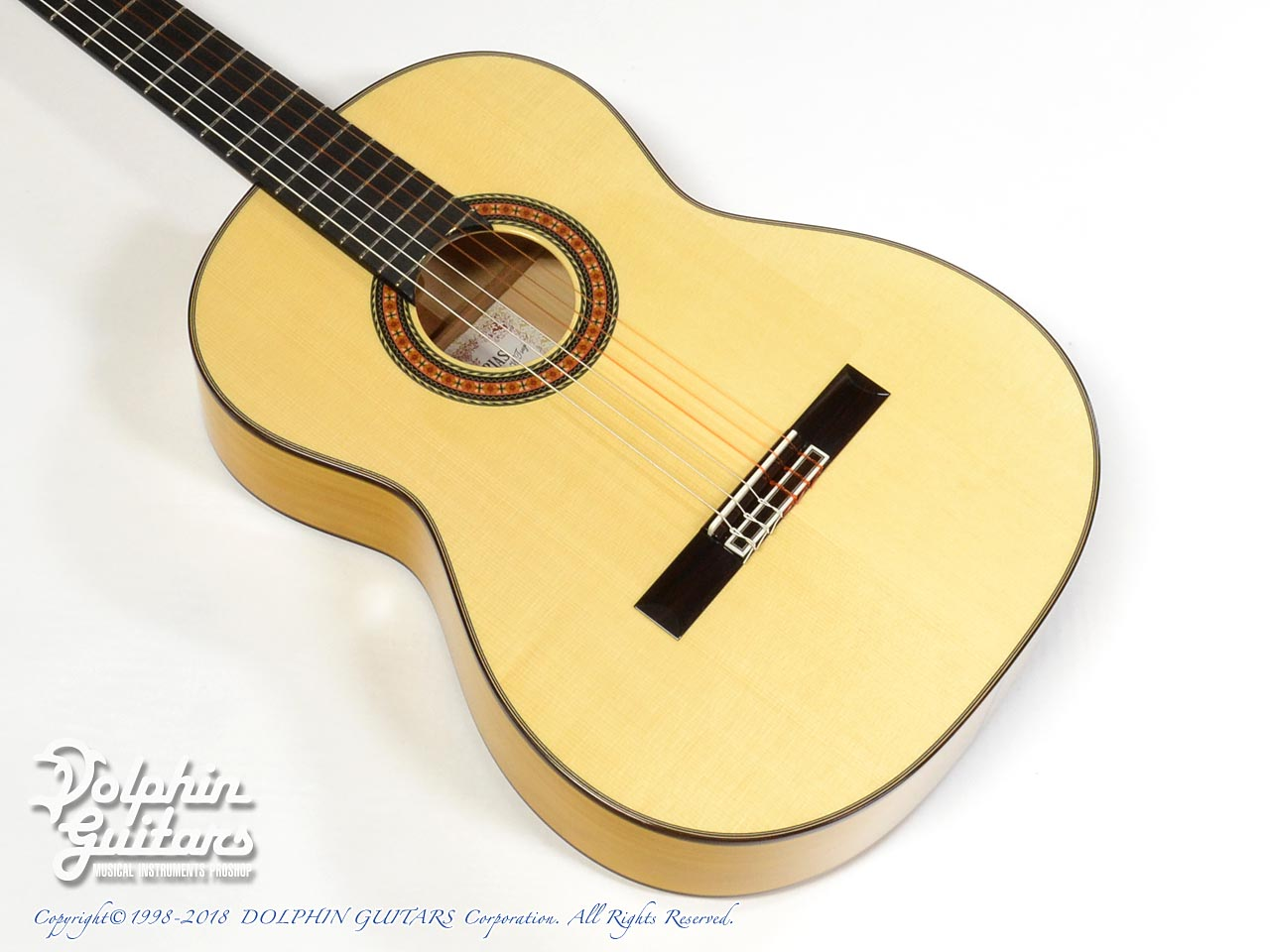ASTURIAS:Flamenco Custom S