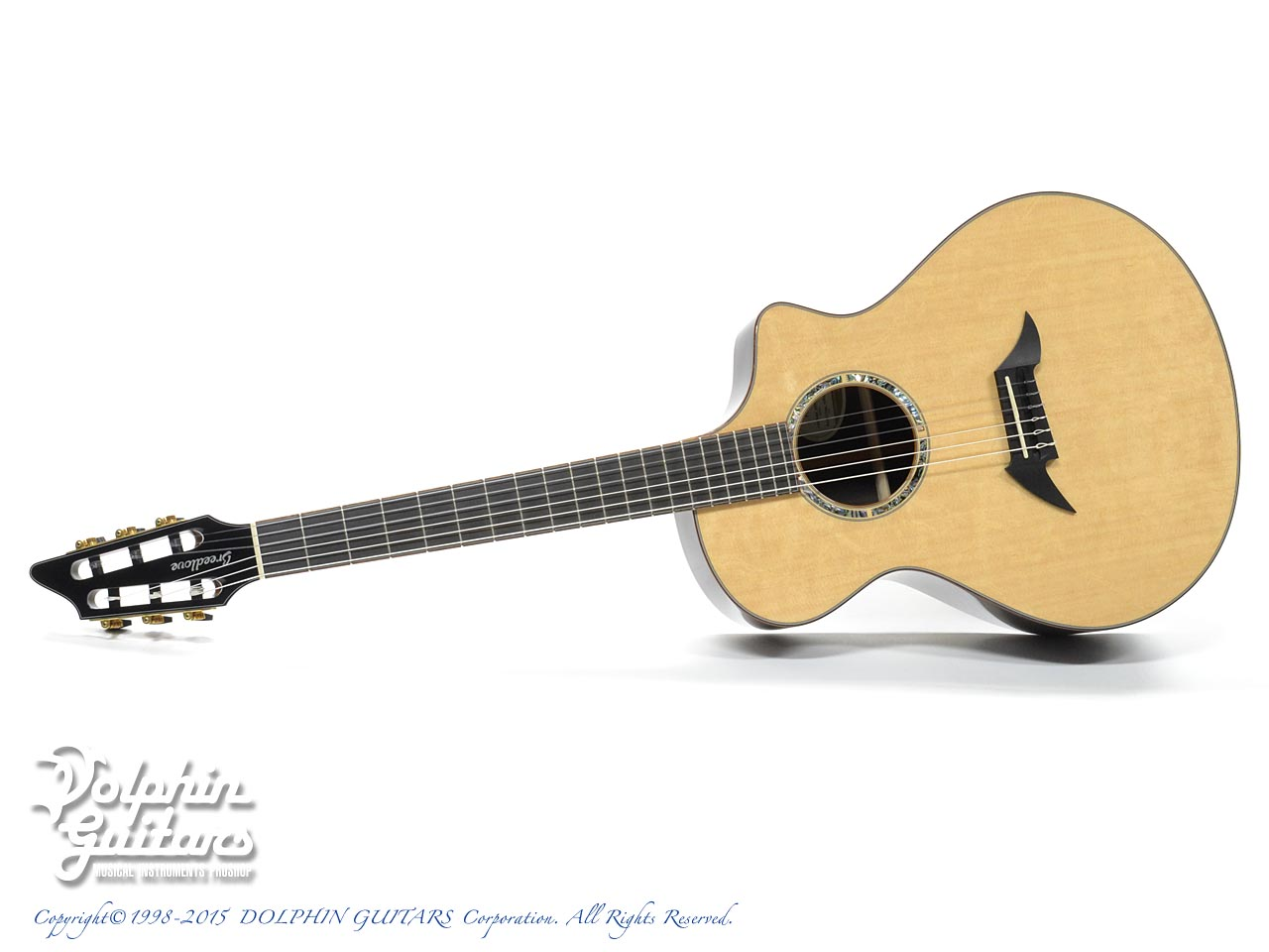 Breedlove N25 Cutaway BCR (Nylon Strings)