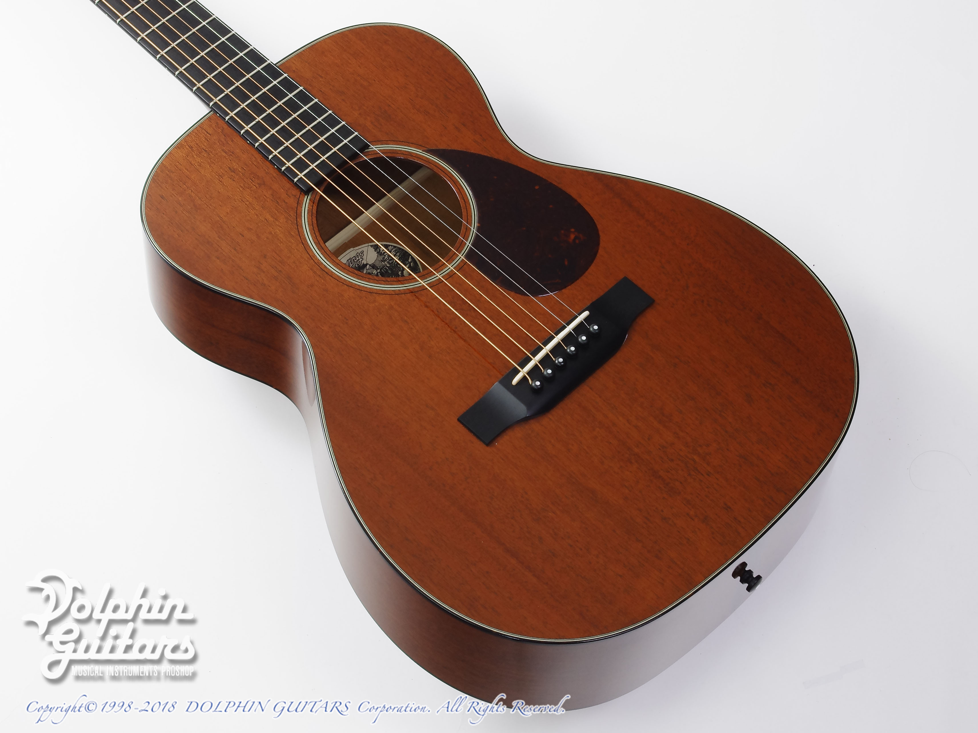 COLLINGS:0-1mh (All Mahogany)