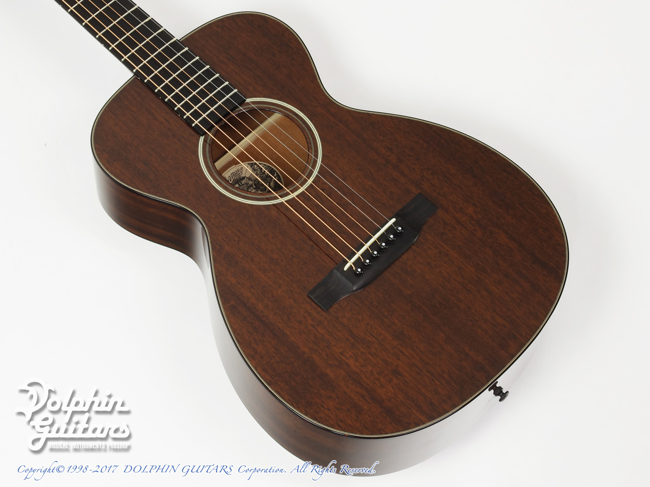COLLINGS:Baby mh (All Mahogany)