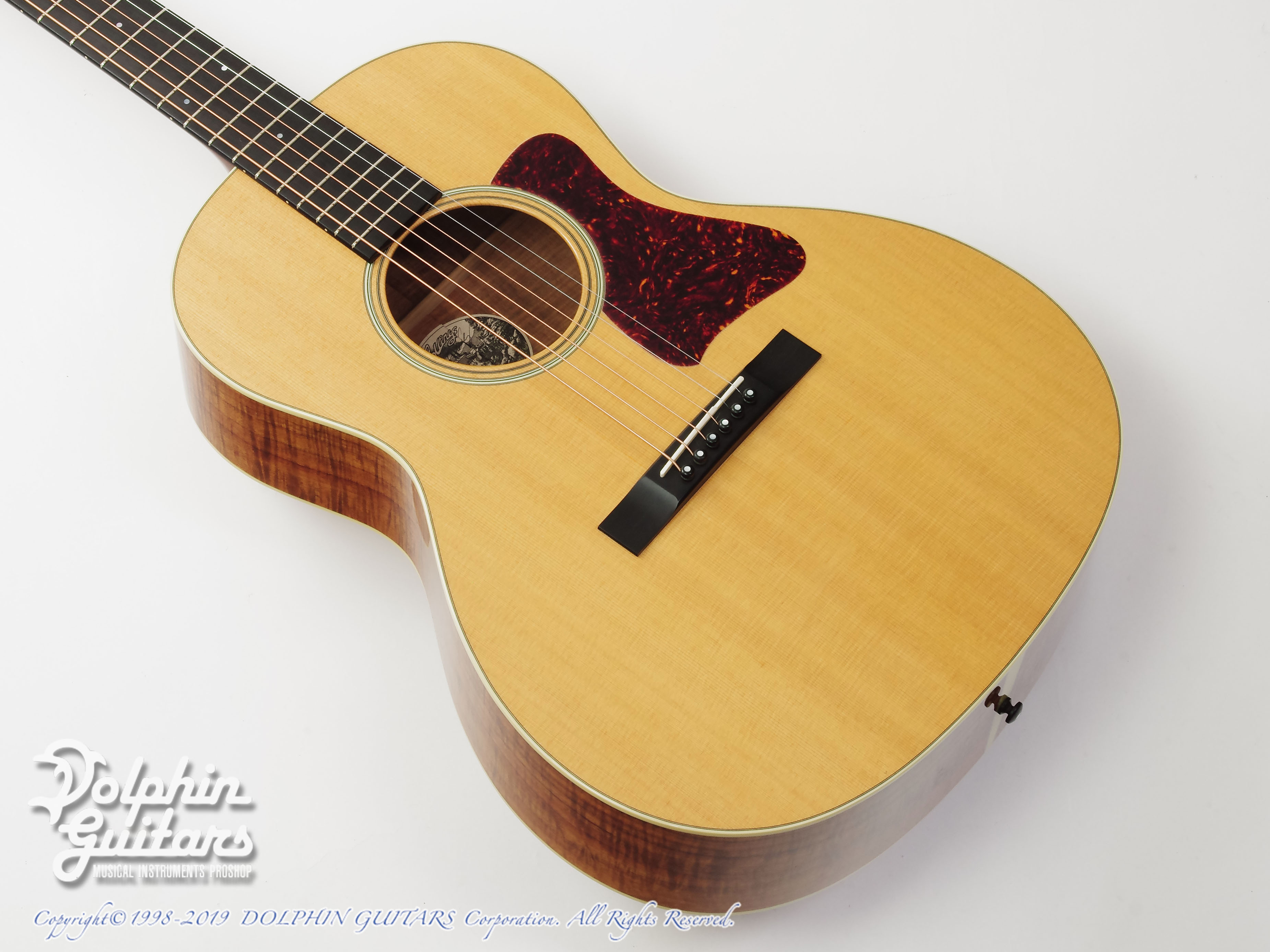 COLLINGS:C-10 Koa Custom