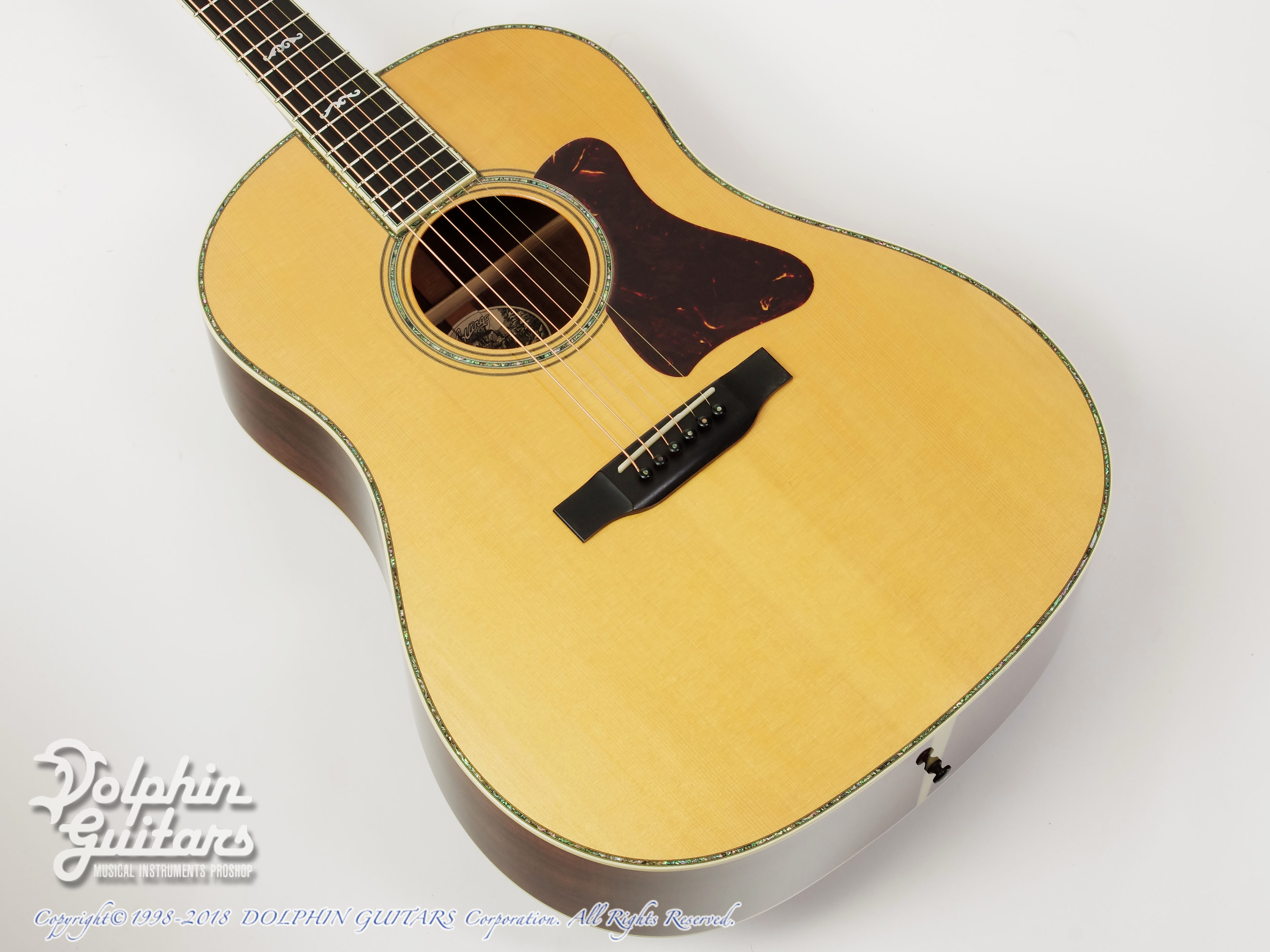 COLLINGS:CJ42 BaaaA (Brazilian Rosewood)