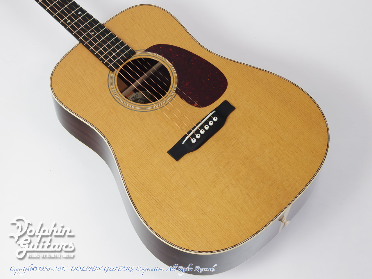 COLLINGS:D-2H Traditional (Torrefied Sitka Spruce)