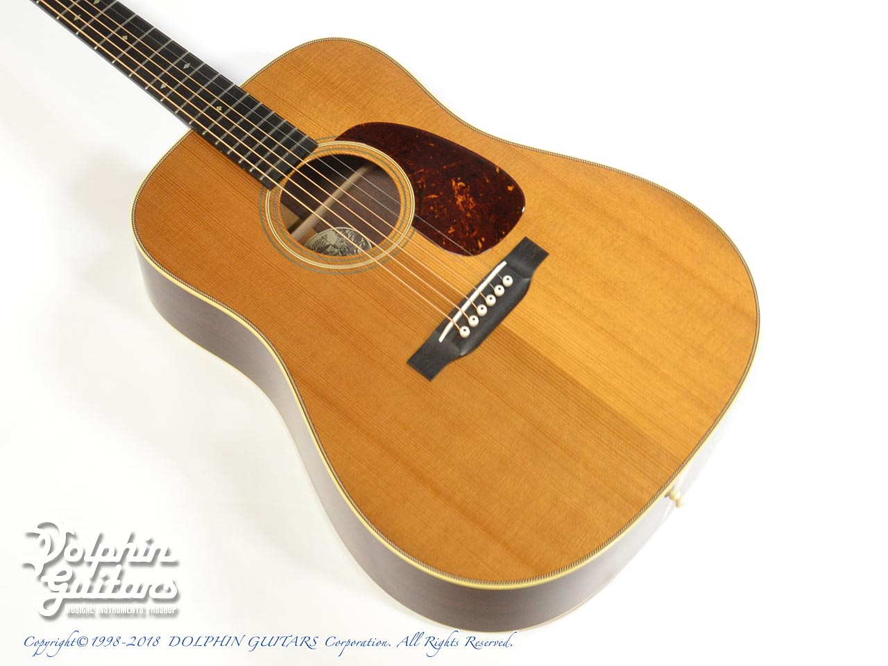 COLLINGS:D-2H A Traditional (Torrefied Adirondack Spruce)
