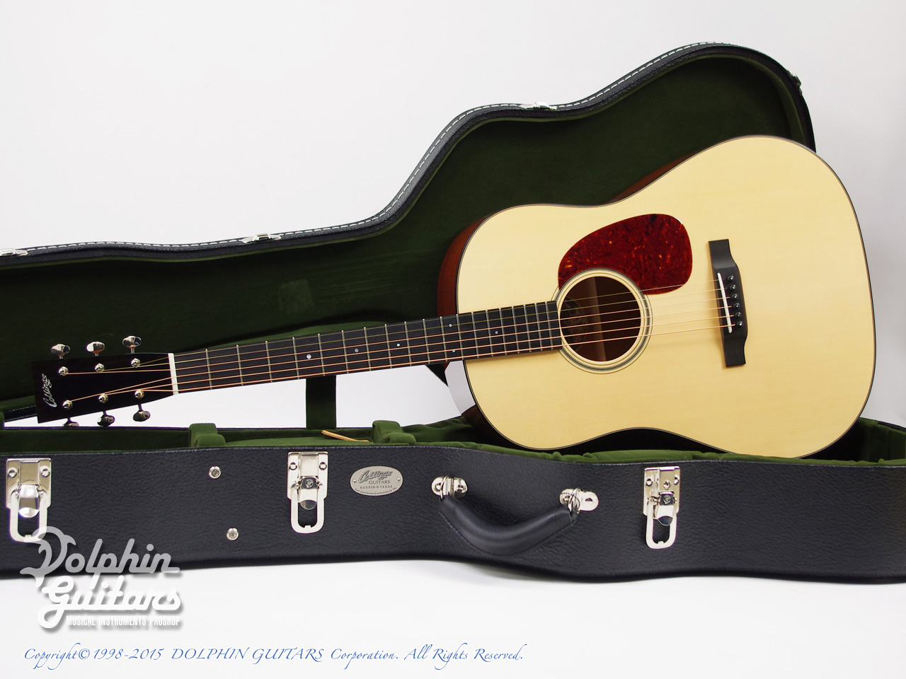 COLLINGS DS-1A (Adirondack Spruce)