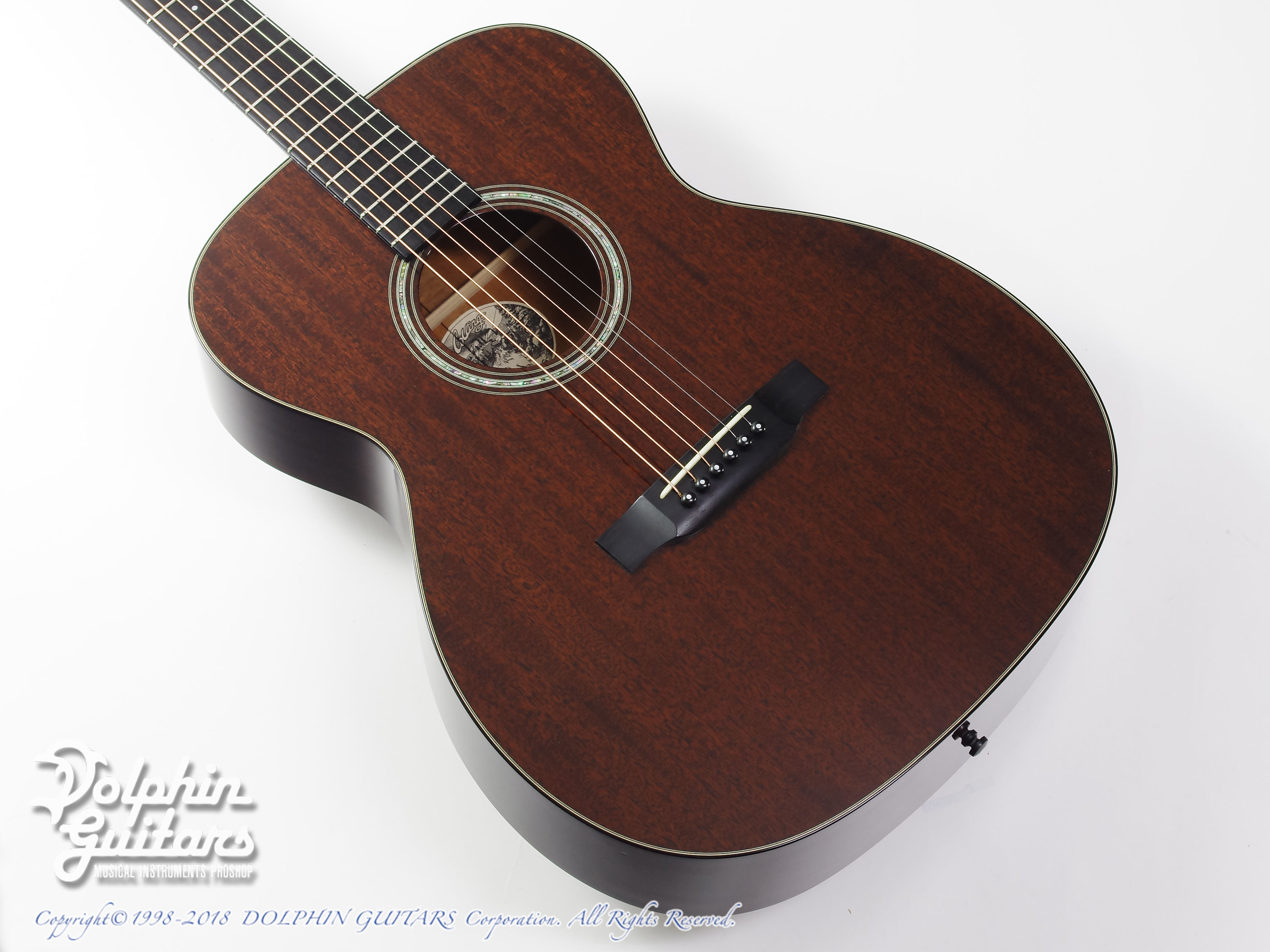COLLINGS:OM-1Mh