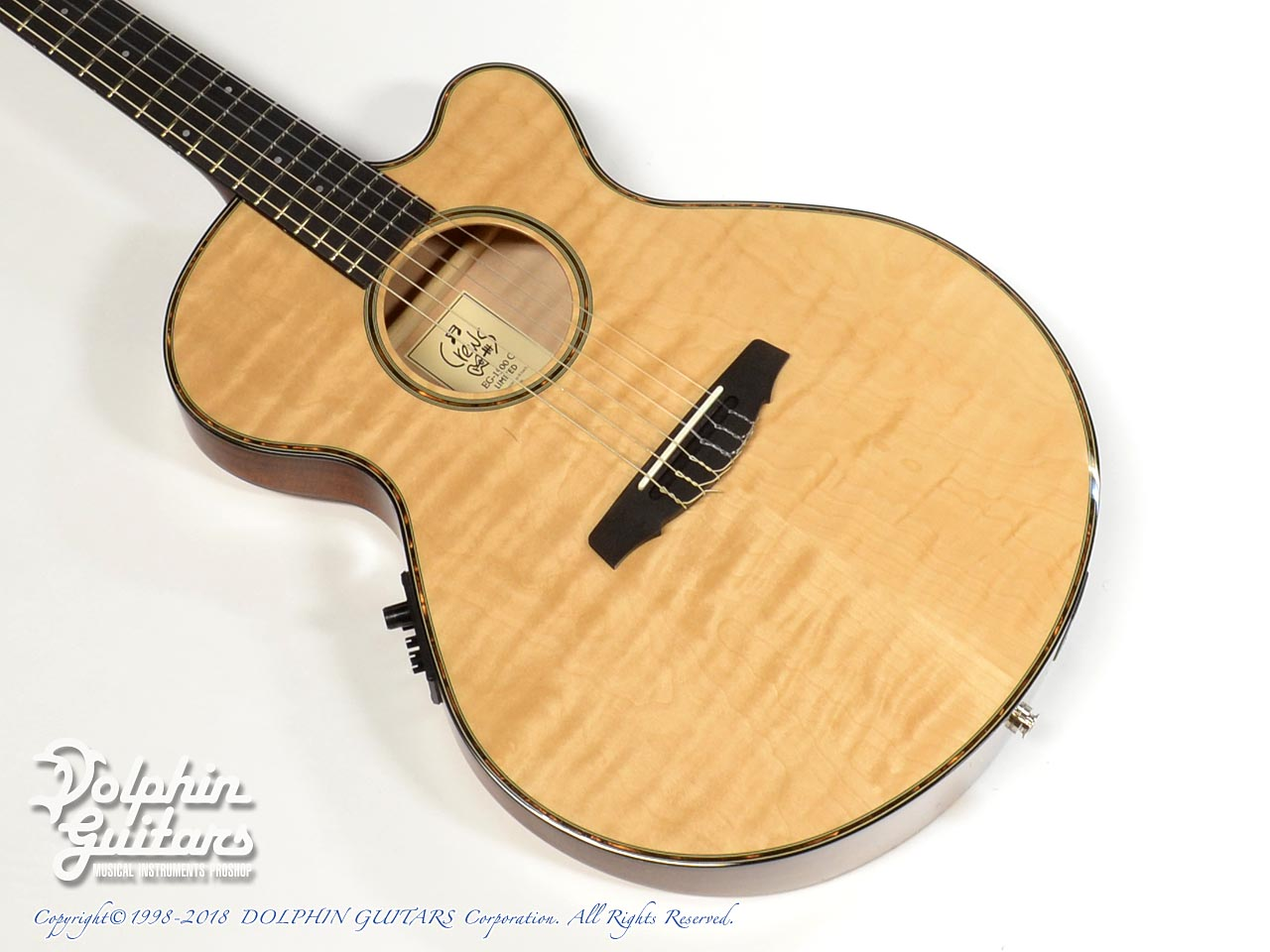 CREWS:EG-1500C Limited (Hard Maple) (Natural)