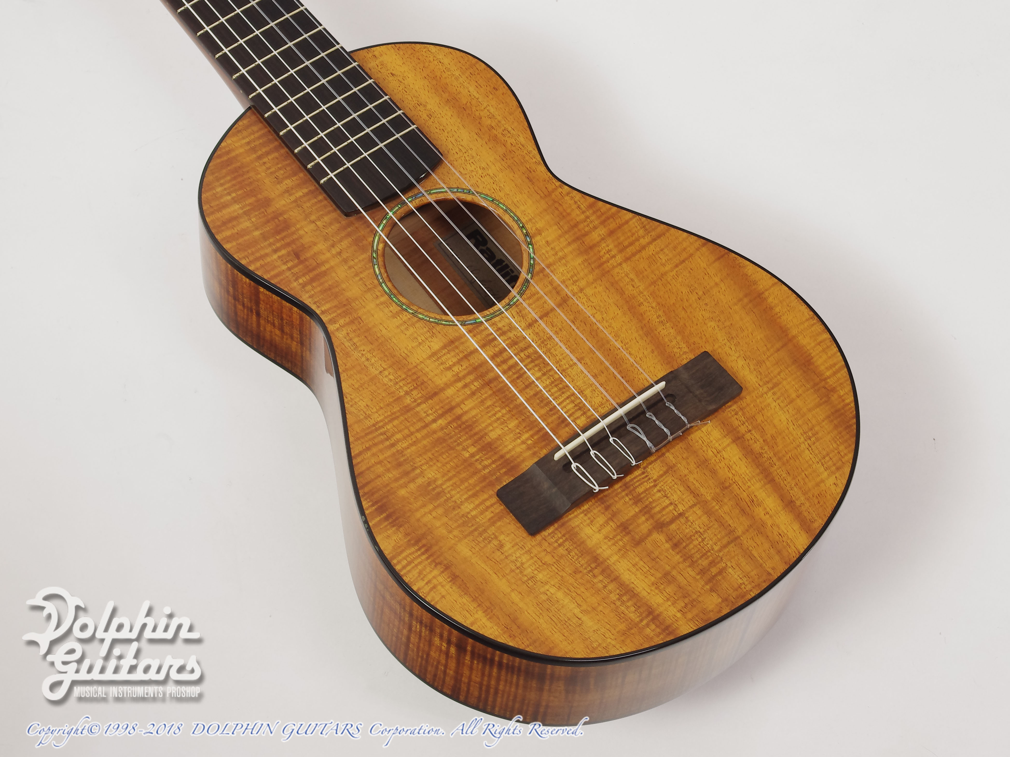 Dan Ratliff:All Koa Mini