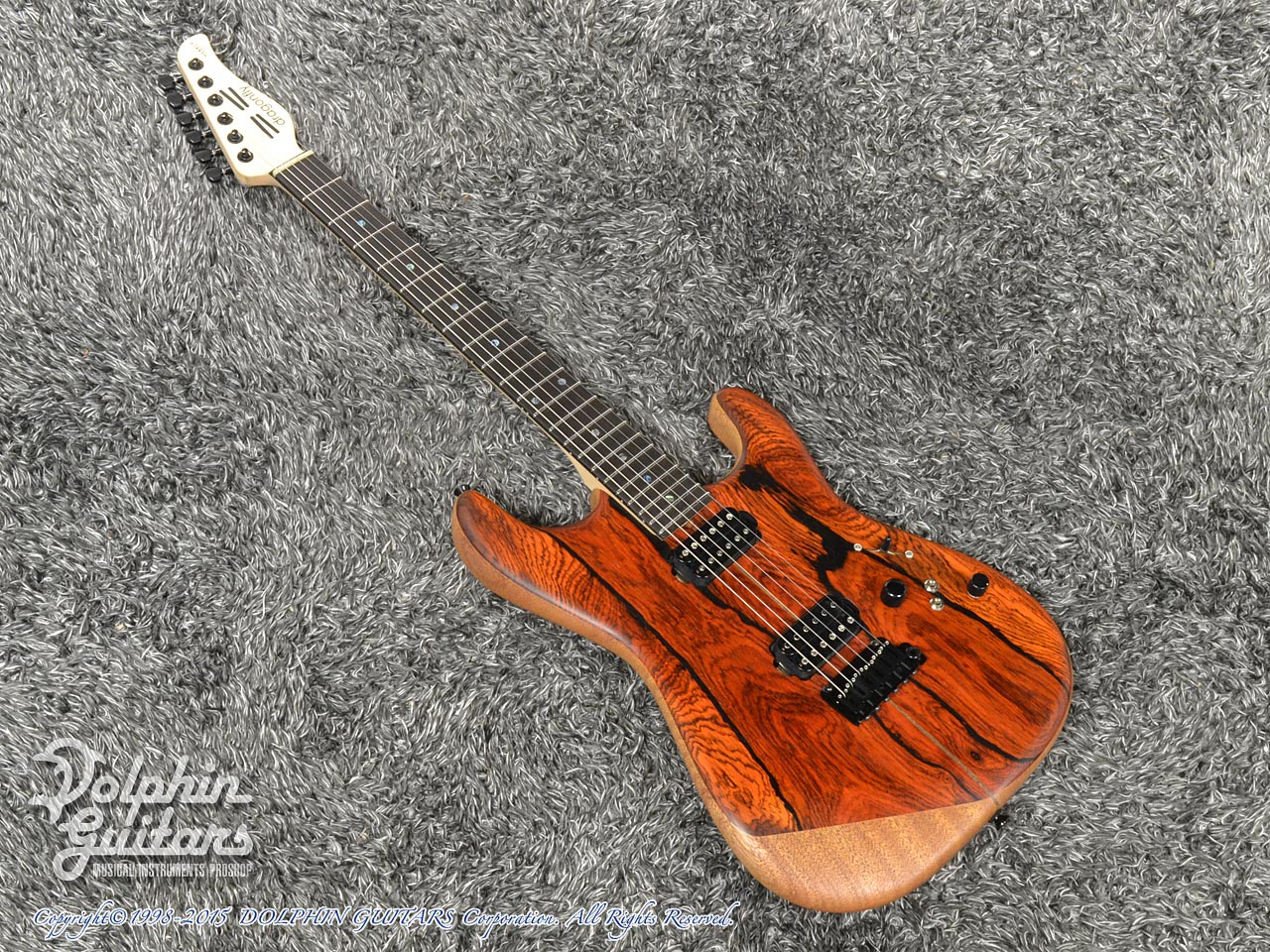 dragonfly HI STA Full size Custom  (Cocobolo Top)