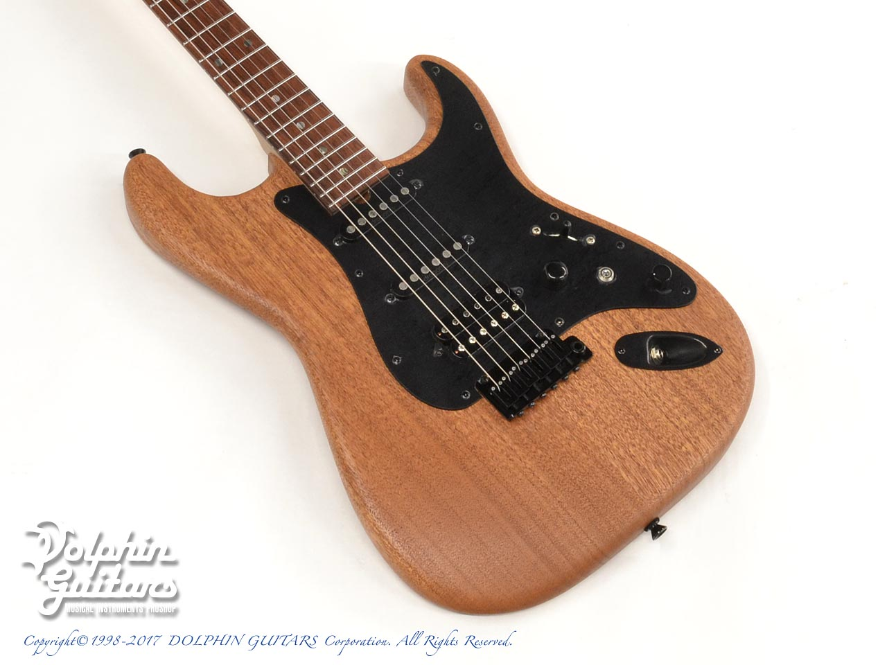 dragonfly:HI STA 22 FULL SIZE S-S-H H.Rose FB (African Mahogany)