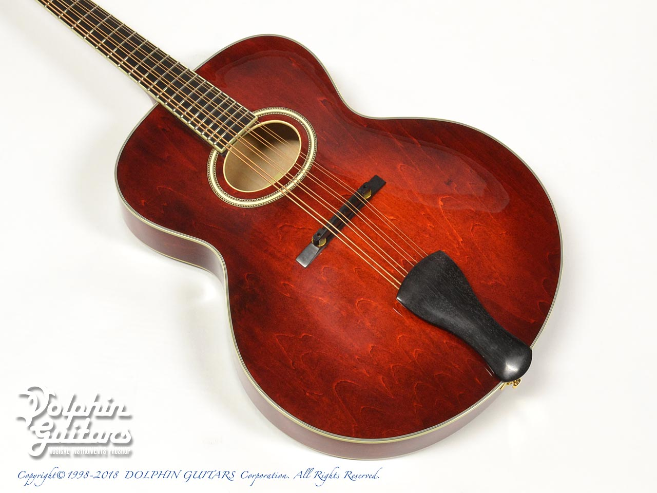 EASTMAN:AR-400 Mandocello <A.Red>