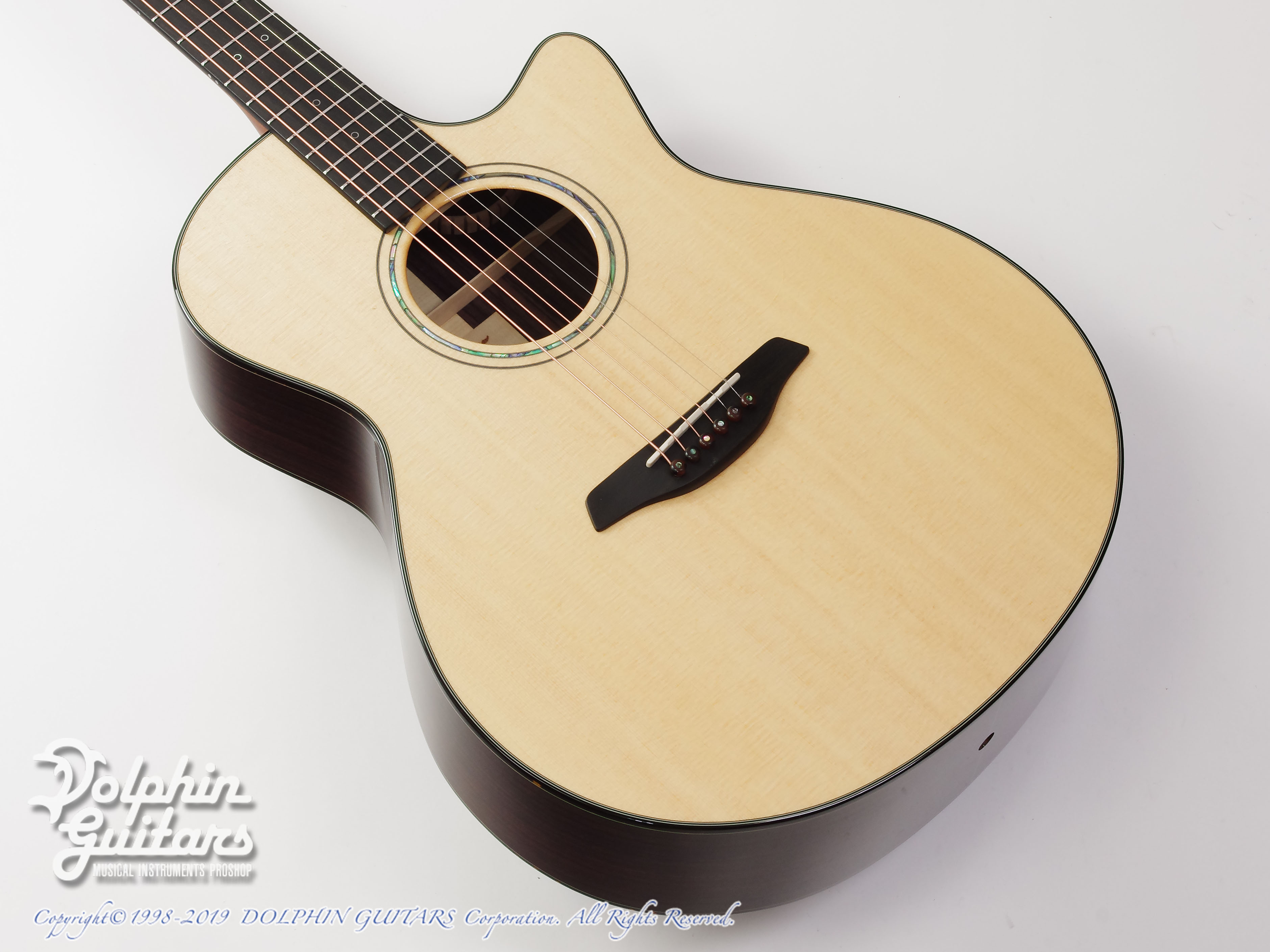FURCH:Yellow Gc-SR  (Sitka spruce & Indian Rosewood)