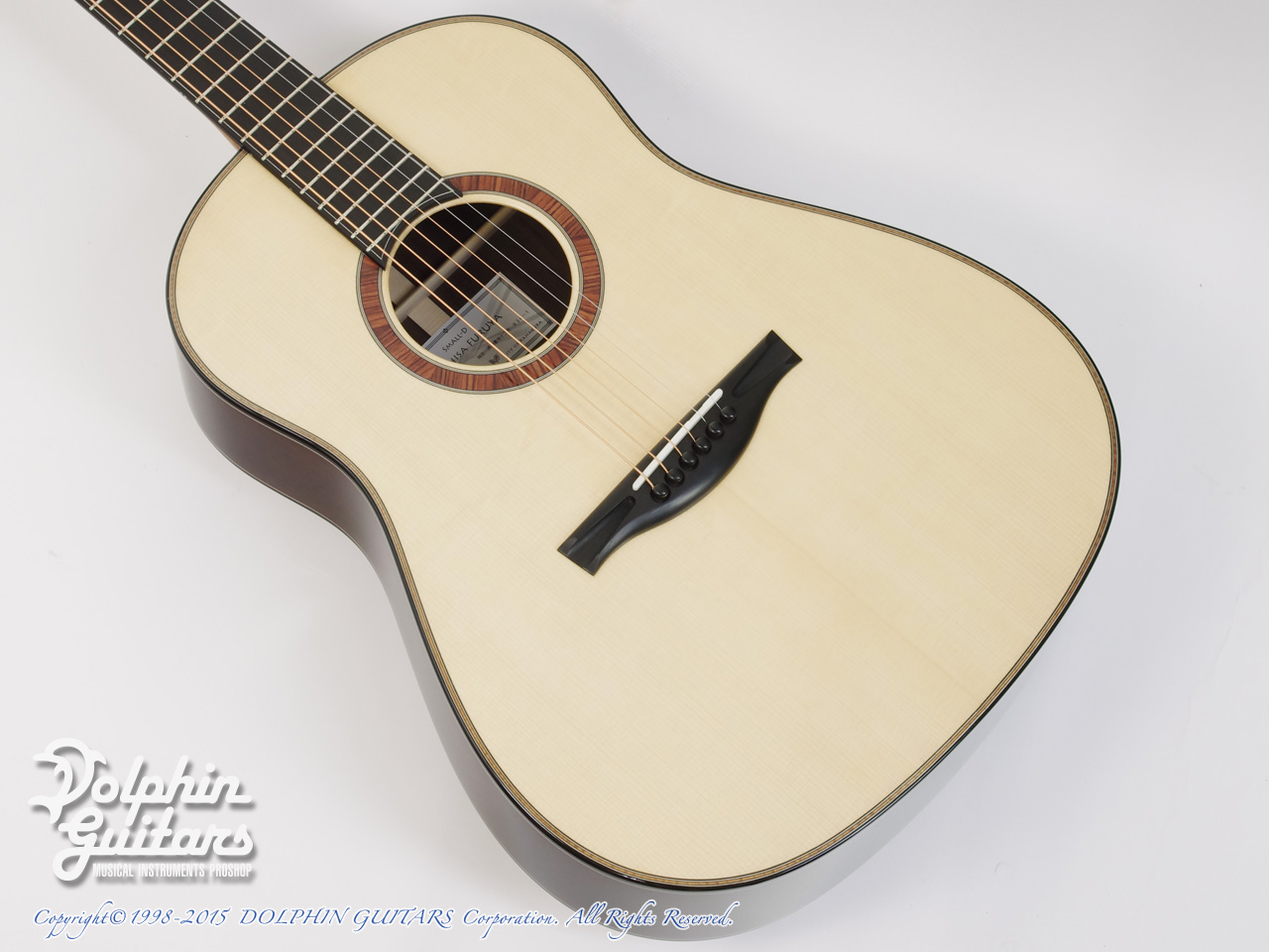FURUYA GUITARS:Small D (Madagascar Rosewood)
