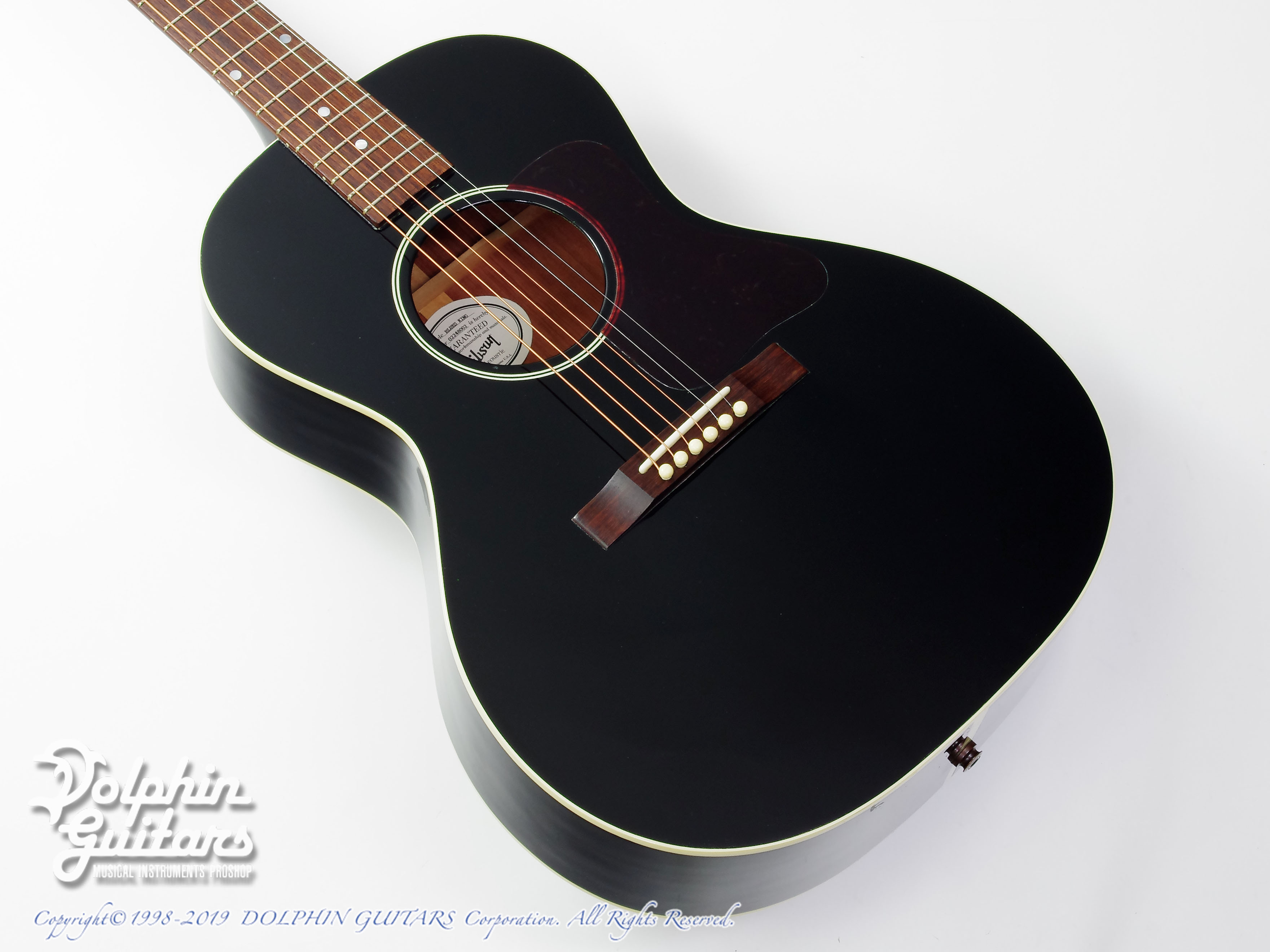 Gibson:Blues King (All Black)