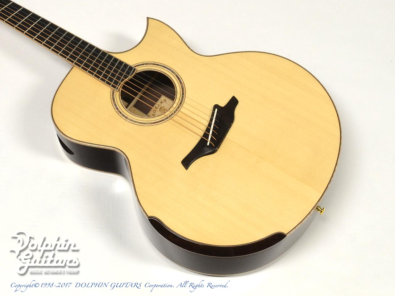 GOMANS:J-S18FC (Fan fret)