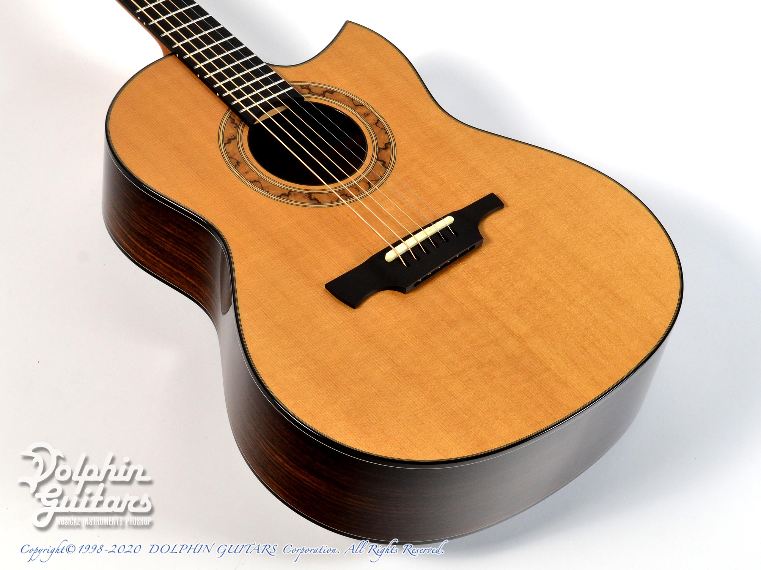 Greenfield Guitars:GF (Indian Rosewood) with Cutaway