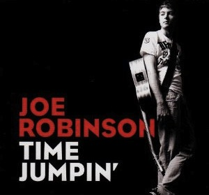 JOE ROBINSON・TIME JUMPIN'・CD