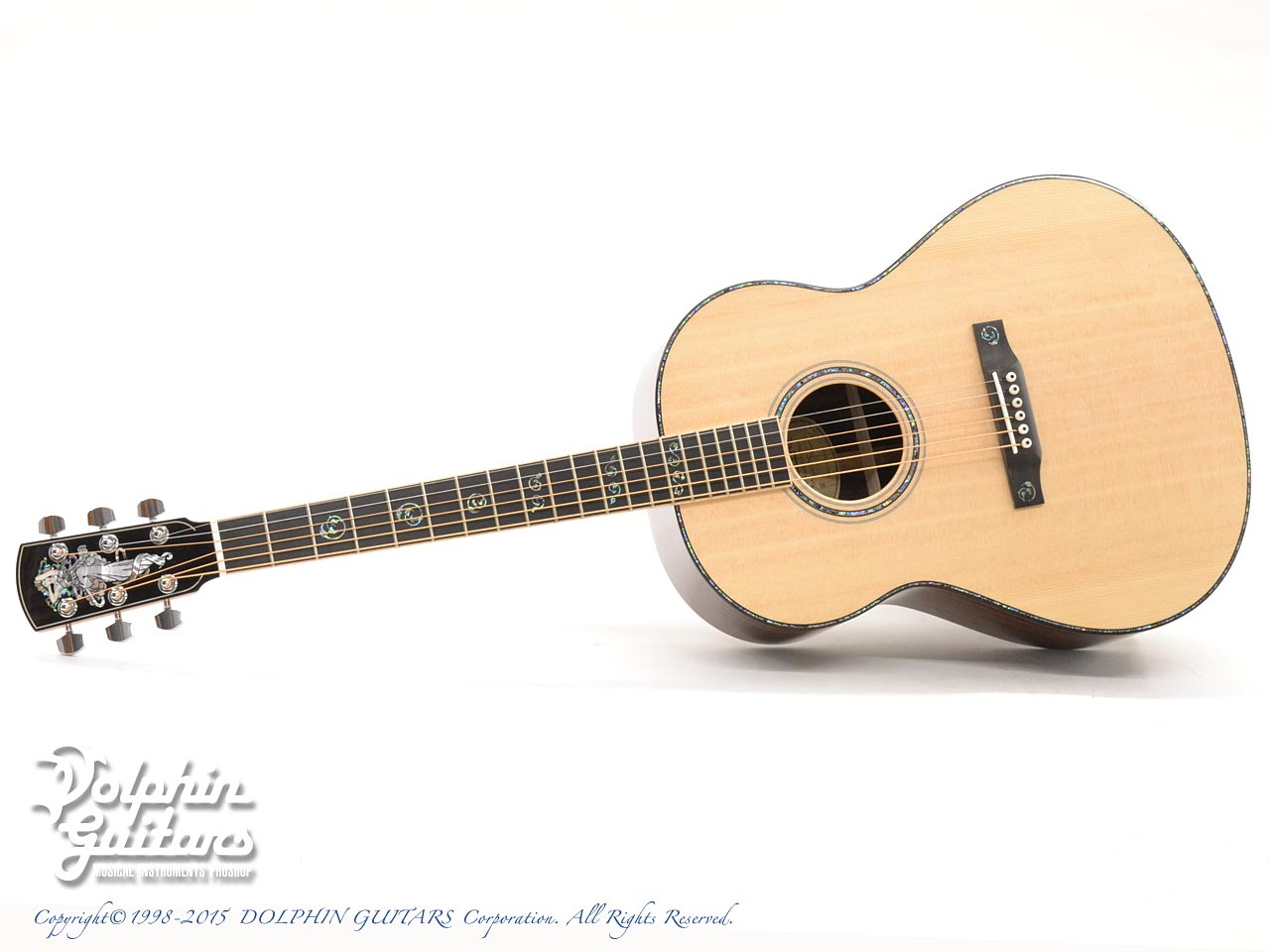 LARRIVEE Custom Shop L-10 RW Custom Mucha Lady (Master Grade Indian Rosewood)