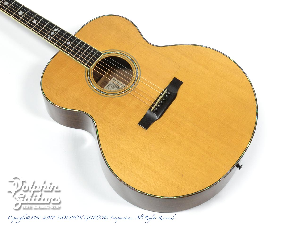 LARRIVEE:J-10 Dolphin (Indian Rosewood)