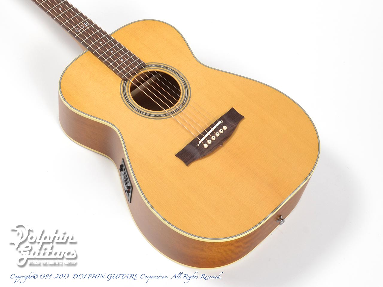 "MATON:Custom Shop EBG808 Tommy ""Personal"""