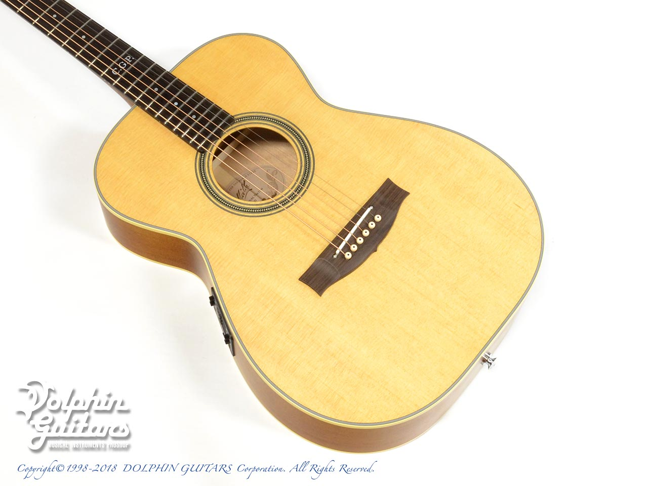 "MATON:Custom Shop EBG808 Tommy ""Personal"" Thin Line"
