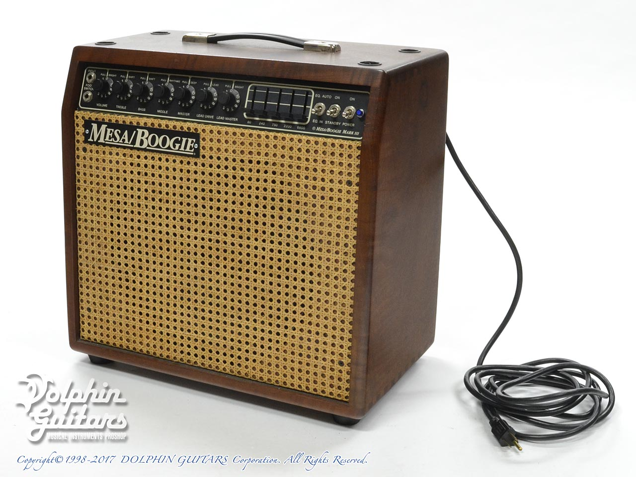 MESABOOGIE :Mark III Wood Cabinet