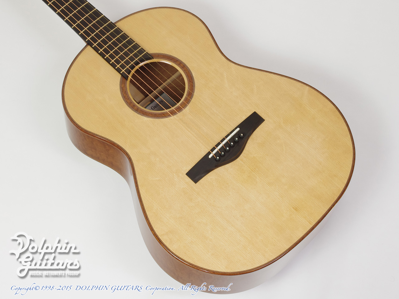 MUKAE GUITARS:RC (Quilted Sapele)