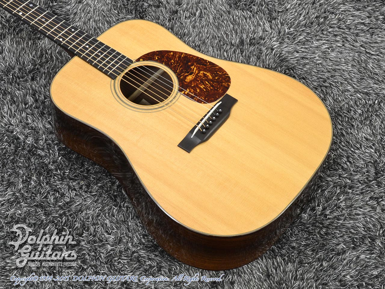 NASHVILLE GUITAR CO.:D Style <Indian Rosewood>