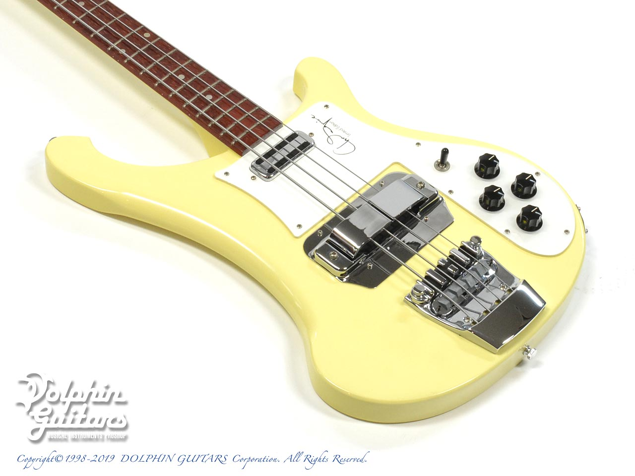 RICKENBACKER:4001CS Chris Squire Limited Edition