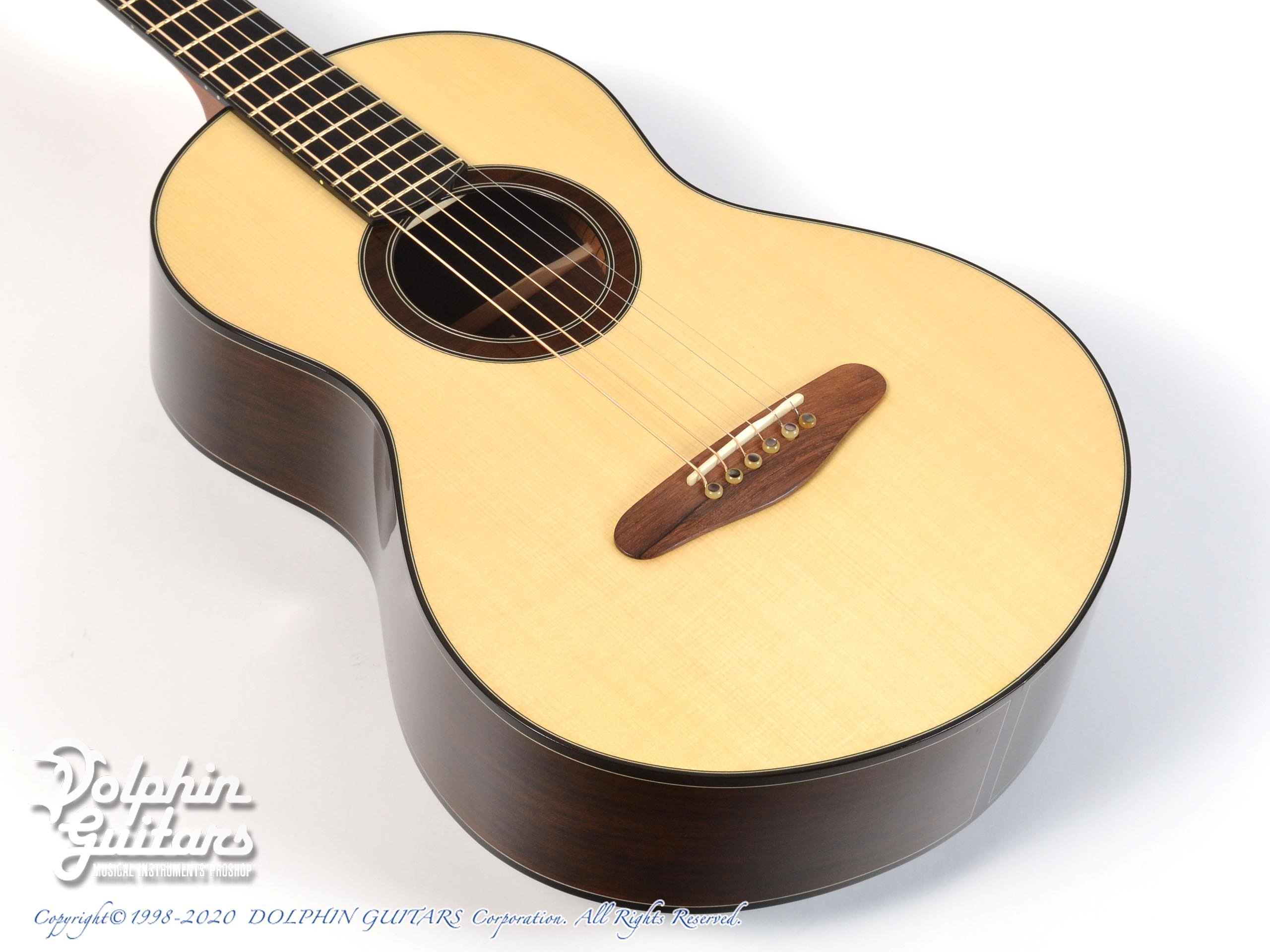 ROTEMAR GUITARS:R1 (German Spuruce & Madagascar Rosewood)