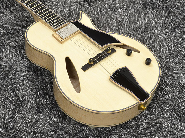 "SAITO GUITARS:13.5"" M35 Custom (Natural)"