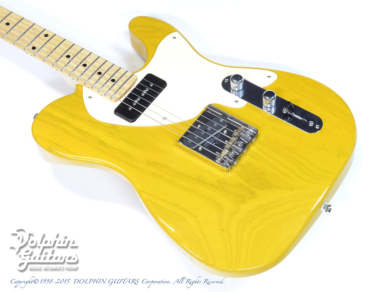 SWITCH:Jackal TE STD (Dark Yellow)