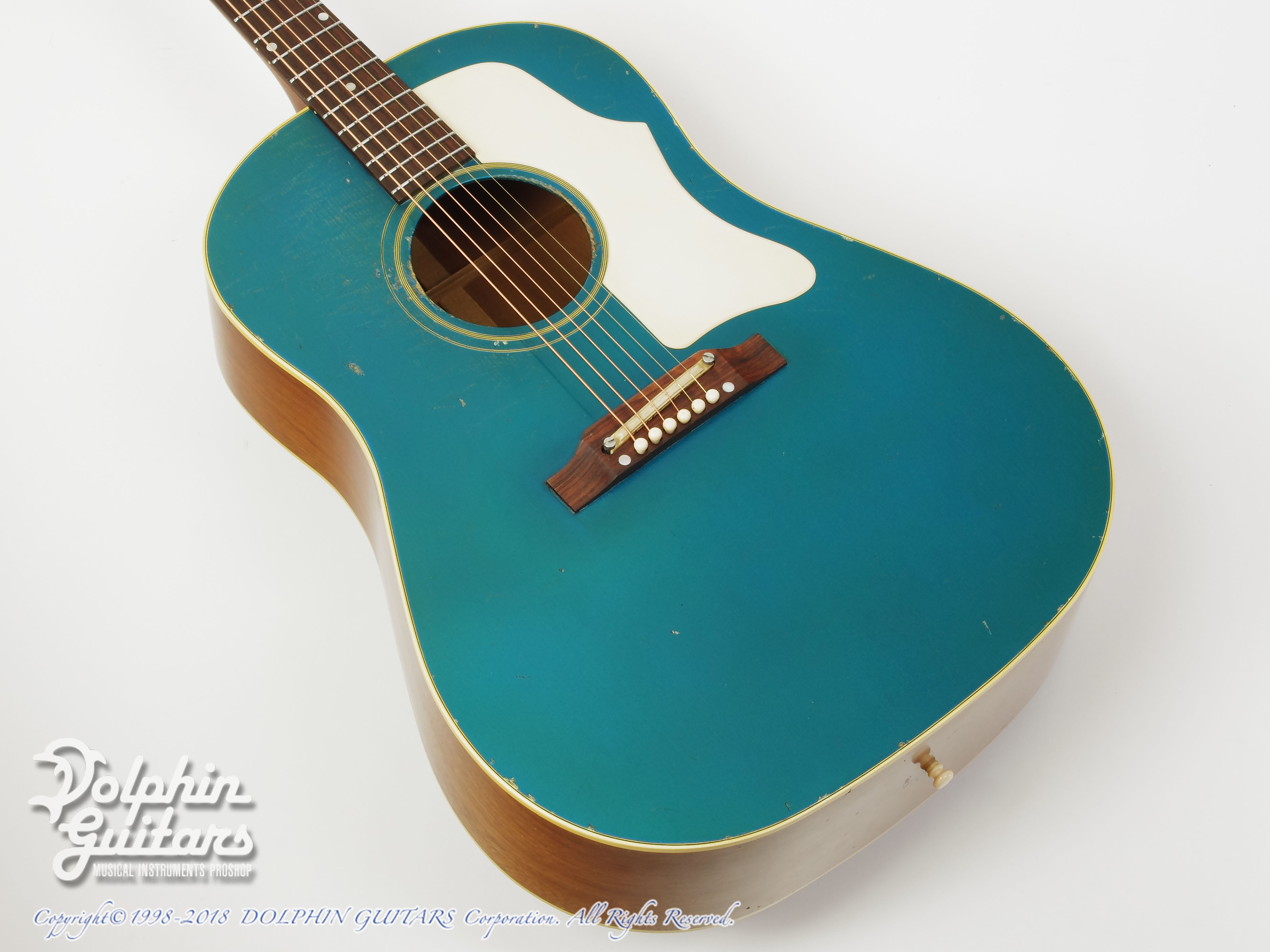 SWITCH:RSD-45 Relic (Lake Placid Blue)