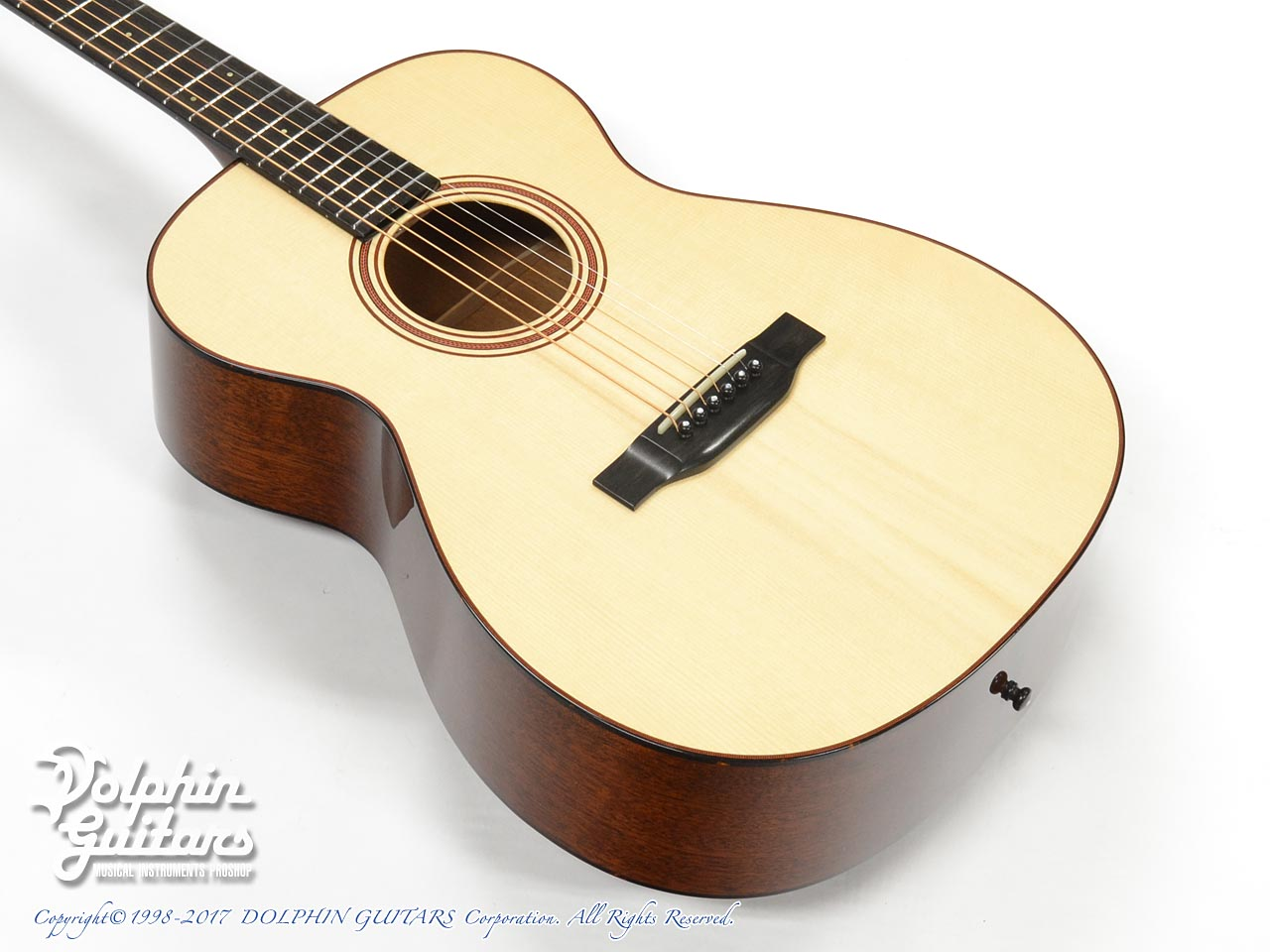 SWITCH:SC00-1 A-VH Limited (Adirondack Spruce & Vintage Honduras Mahogany)