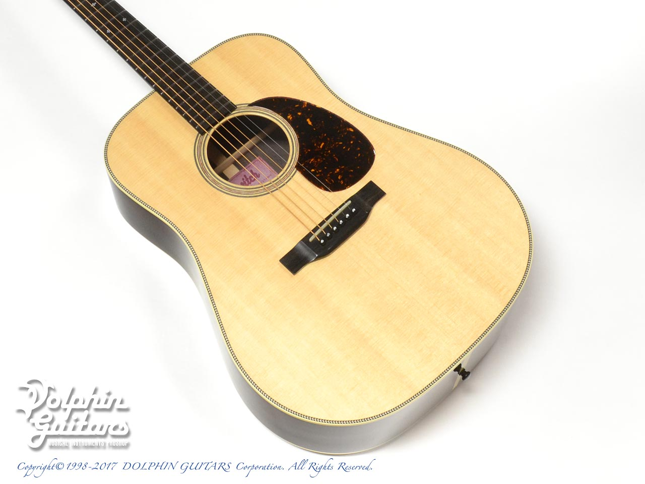 SWITCH:SCD-2H (Sitka Spruce & Indian Rosewood)