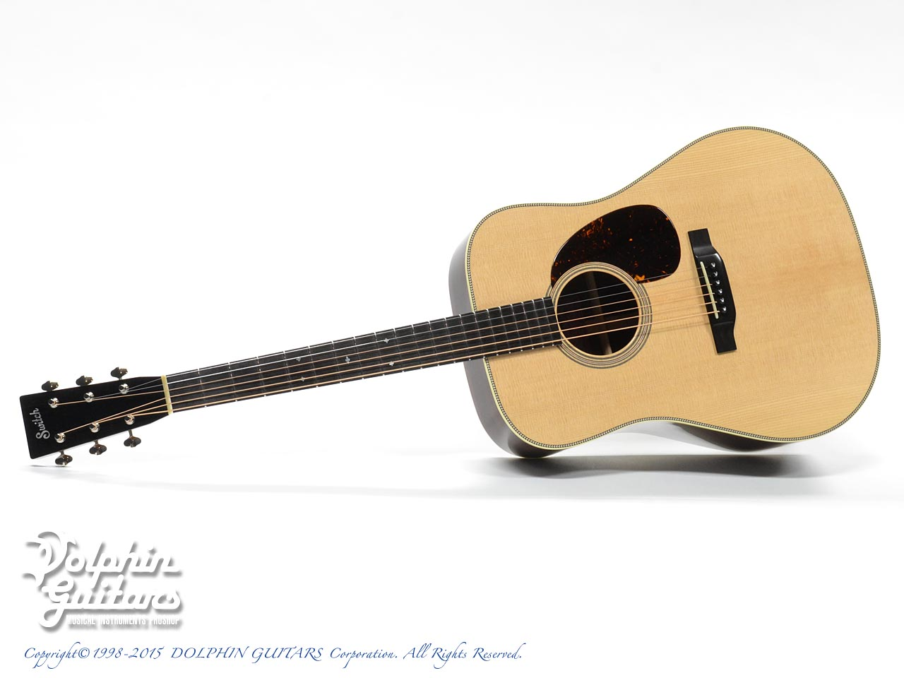 SWITCH SCD-2H (Sitka Spruce & Indian Rosewood)