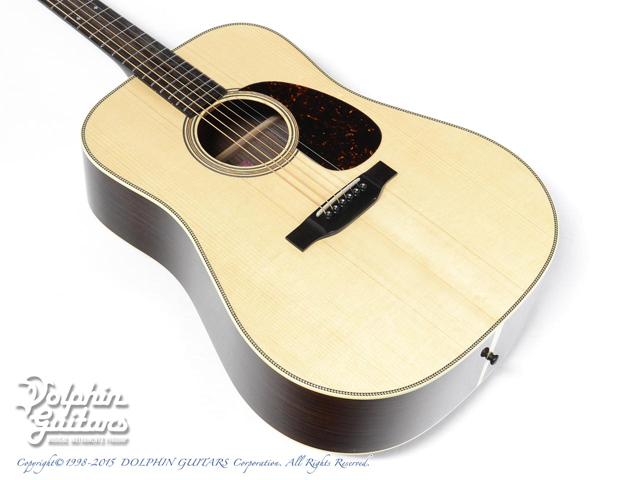 SWITCH:SCD-2H A (Adirondack Spruce & Indian Rosewood)