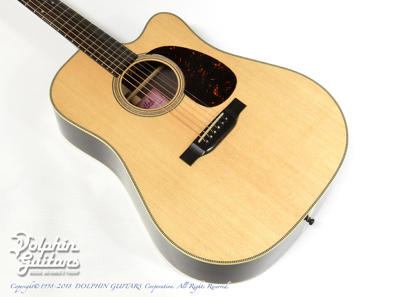 SWITCH:SCD-2HC (Sitka Spruce & Indian Rosewood)